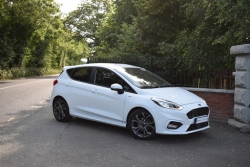 Learn to drive in a Ford Fiesta